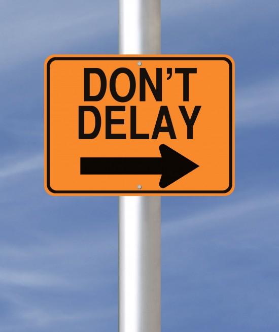 delay, diet, healthy eating, start today, procrastinate