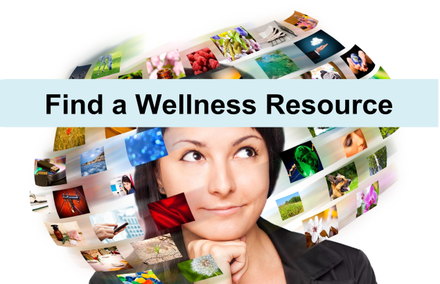 Find a Wellness Resource