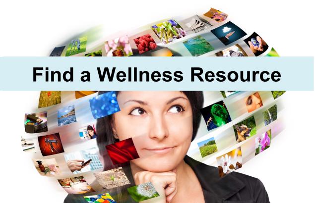 Find a Wellness Resource