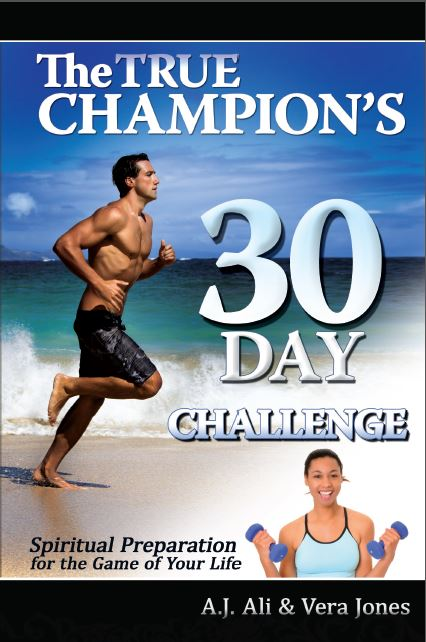 Front Cover of 30-Day Challenge wo Spine