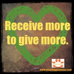 Misc-Receive More to Give More