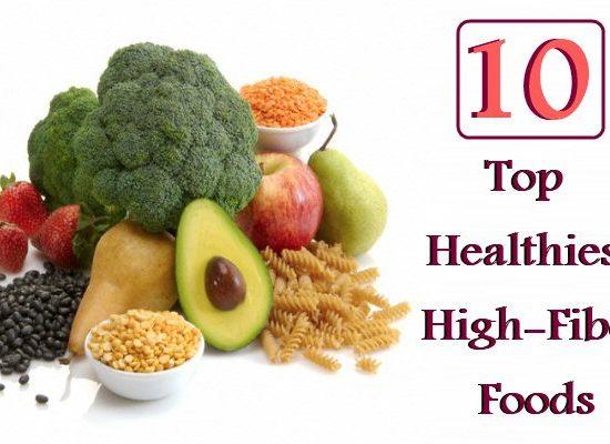 Top-10-Healthiest-High-Fiber-Foods